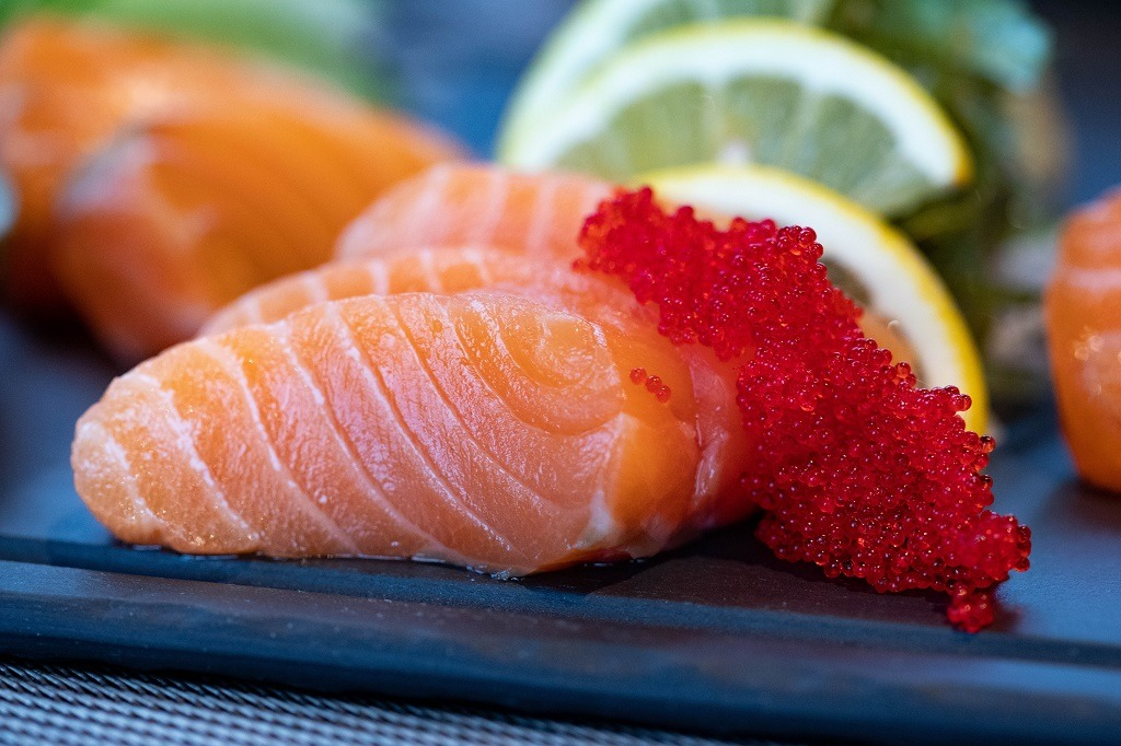 fatty fish to lose belly fat
