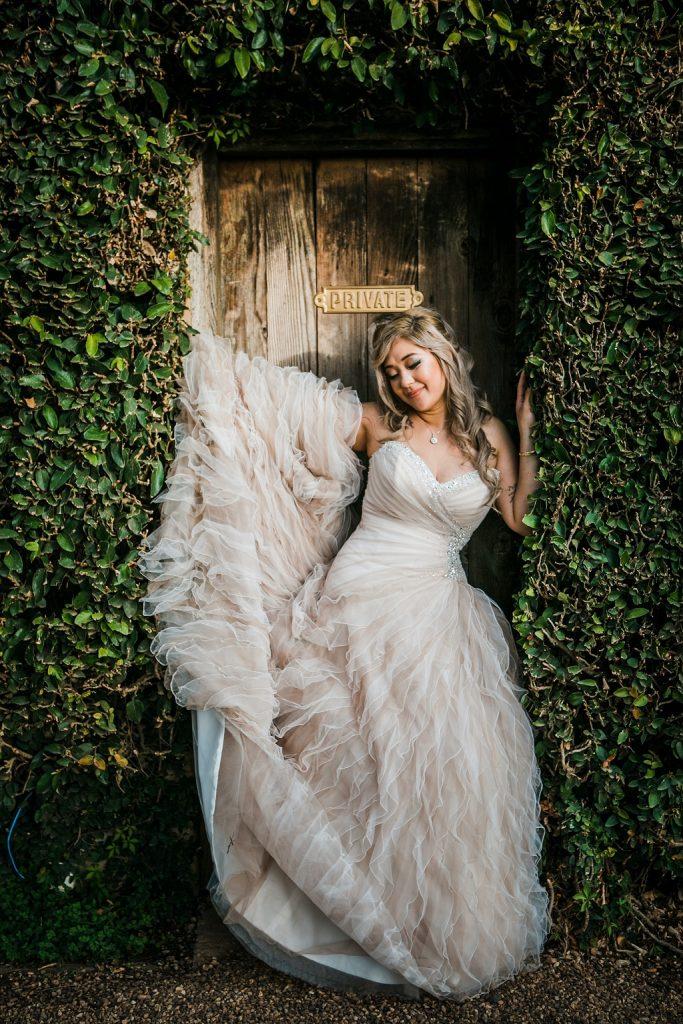 medival wedding dress