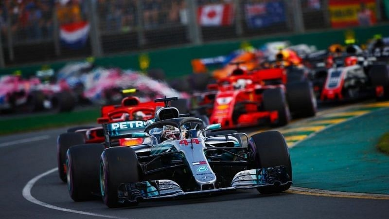 A Continuation to F1's Exciting Start