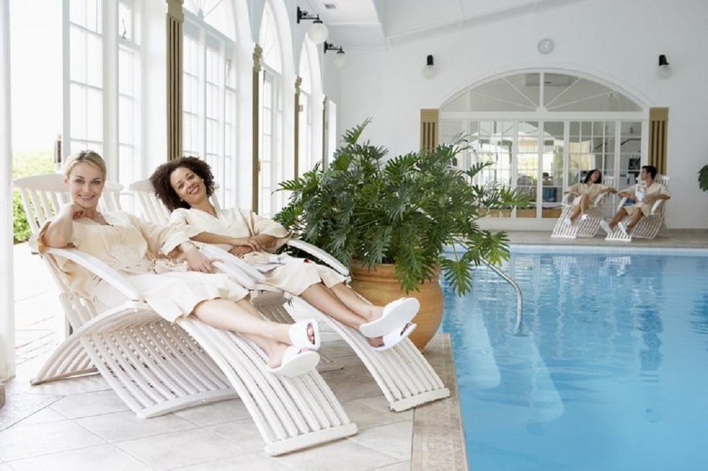 7 reasons to get away to a Spa