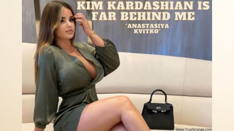 Everything you need to know about Russian Kim Kardashian