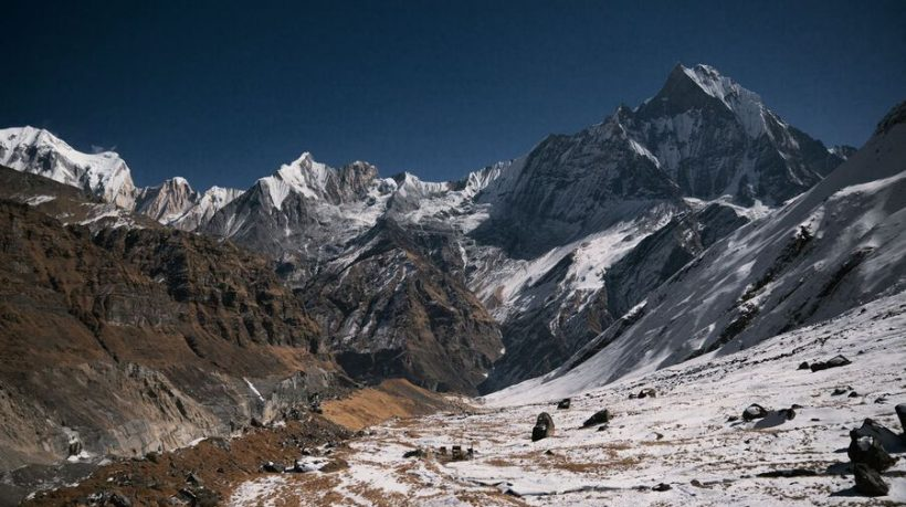 All about Annapurna base camp trek
